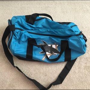 Handbags - Sharks duffel bag